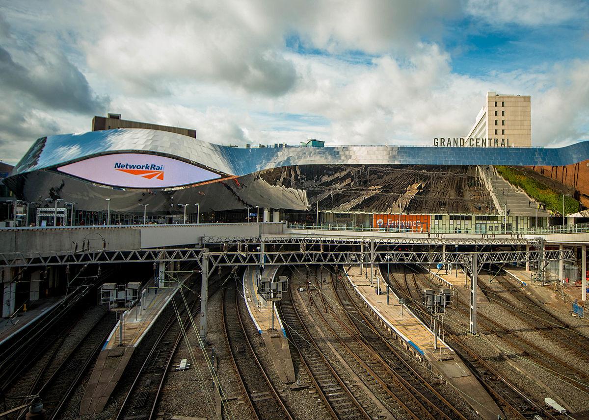 UK's Virgin Trains Introduces Futuristic Rail Stations