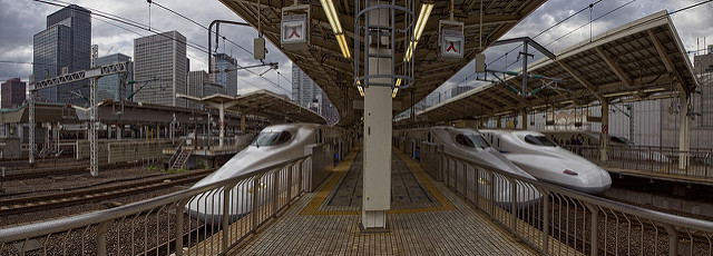 The Need for Speed: High Speed Rail Around the World
