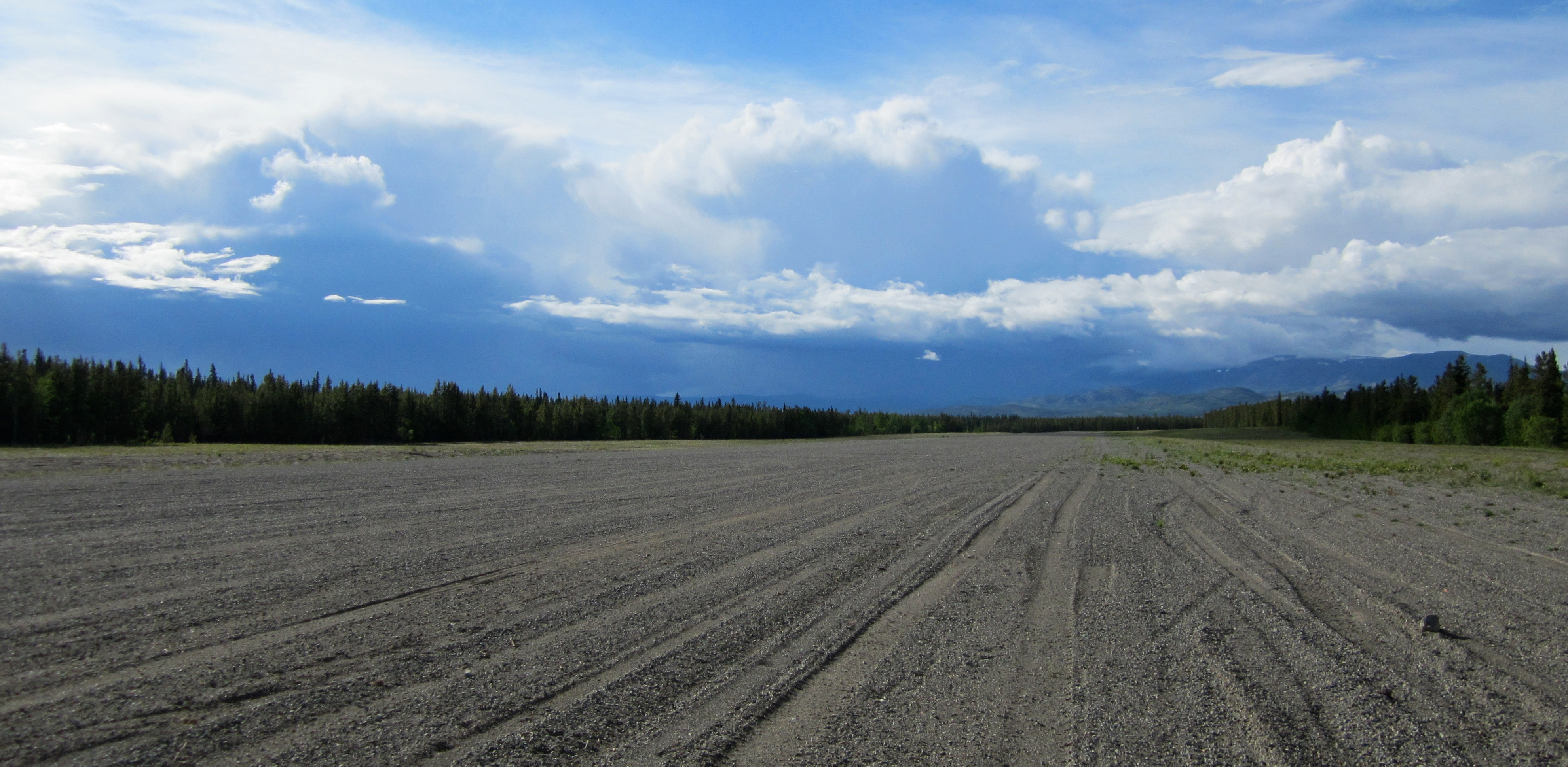 3 Reasons Why You Should Care About Your Gravel Runway's Surface Strength