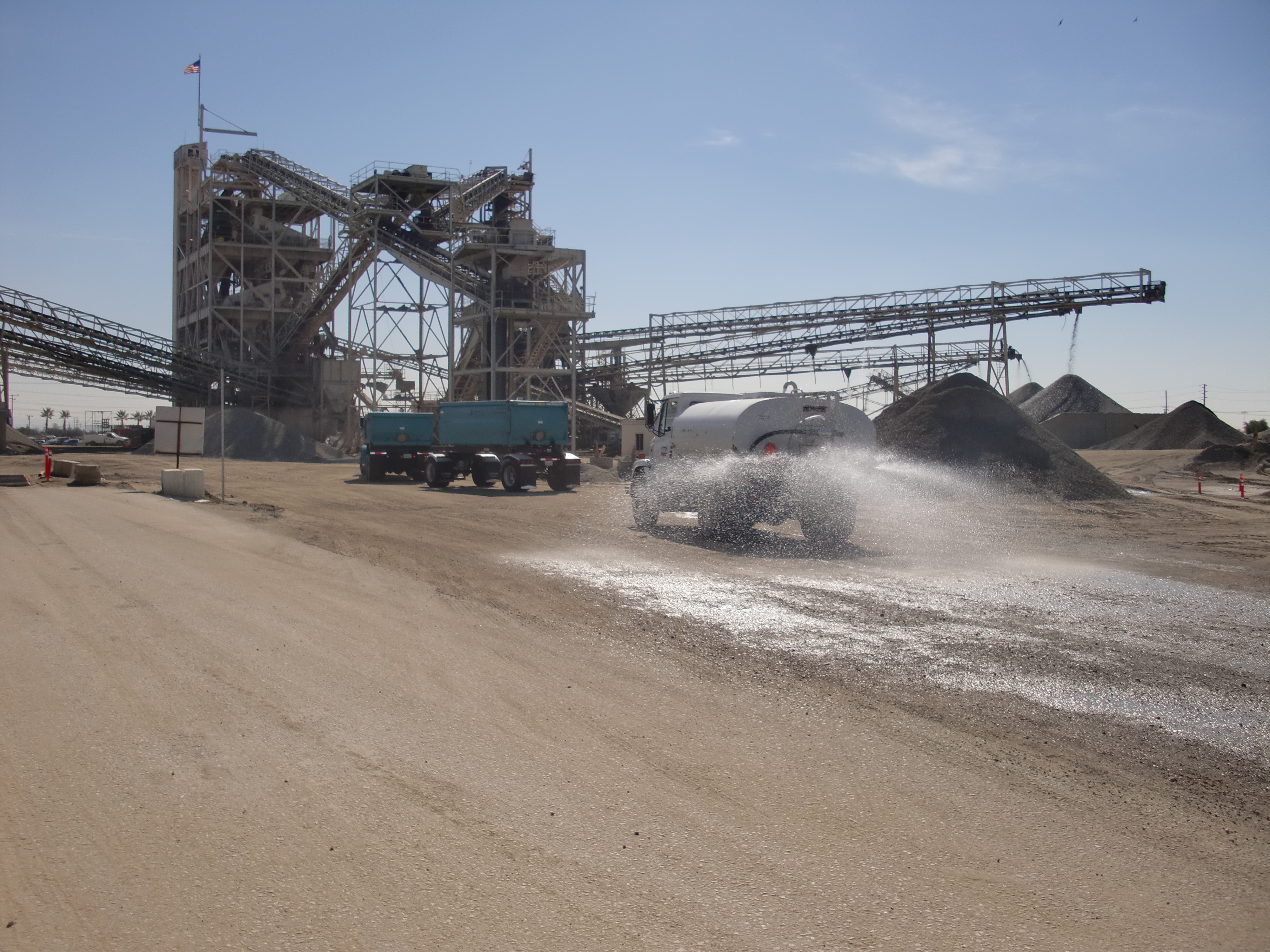 How Does an Effective Dust Control Program Actually Work?