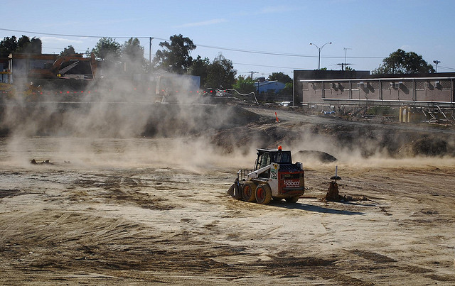 Without Dust Control, Wind Endangers Reservation Residents Near FMC Cleanup Efforts