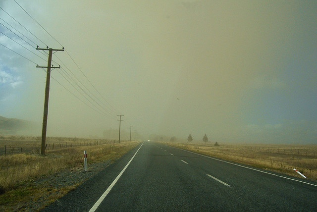 Nebraskan County Explores Health Impacts of Road Dust