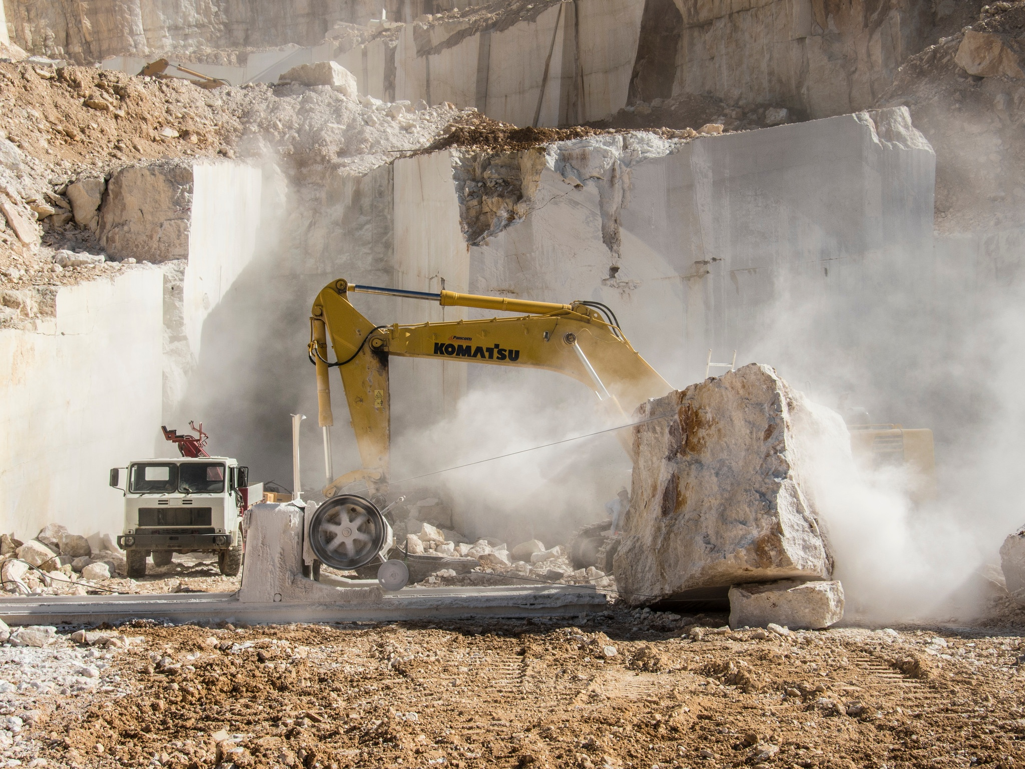 Why Quarries Are Vital to the American Economy