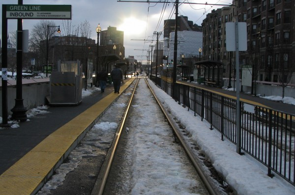 New England Metro Rail System Turns to Midwest for Anti-Icing Solutions During Record Snowfall