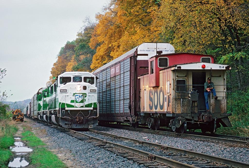 The Vital Balance Between Coal and Rail