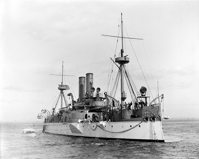 Coal Spontaneously Combusts, War Breaks Out: A Look at the Sinking of the USS Maine