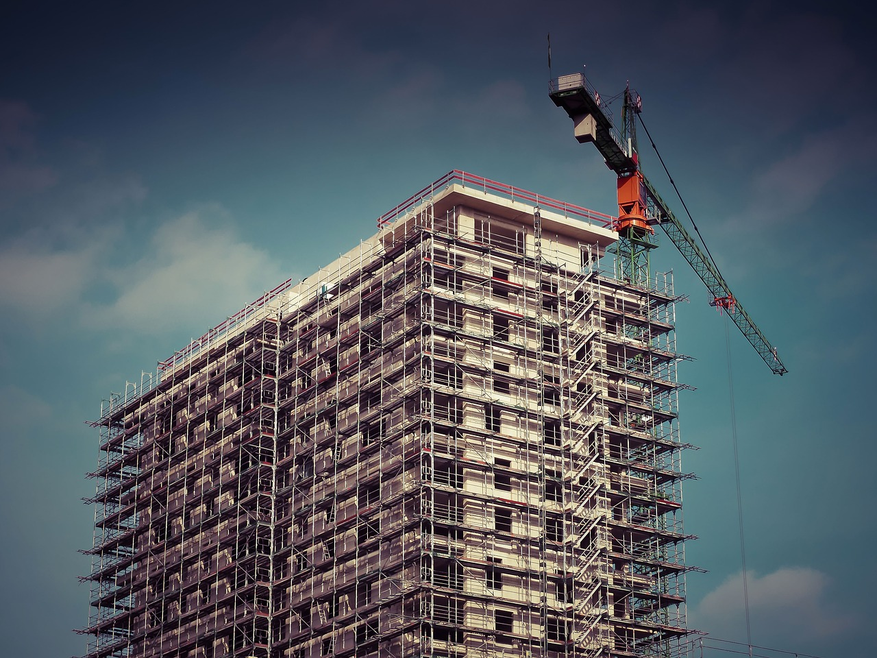 3 Reasons to Be Upbeat About the Future of the American Construction Industry