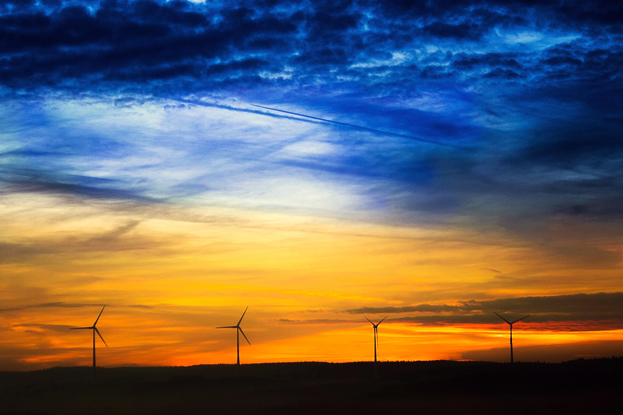 Renewable Energy Gets Its Footing with the First Offshore Wind Farm in the U.S.