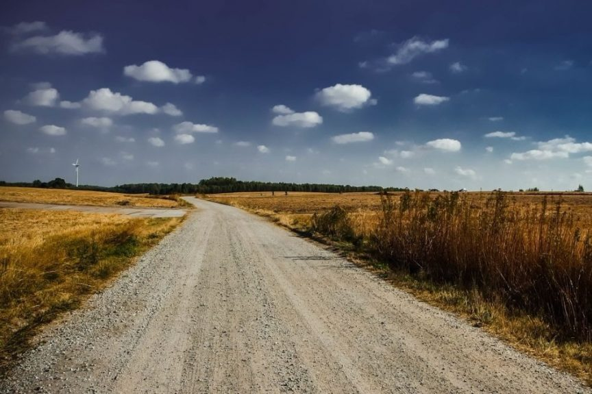 arkansas unpaved roads