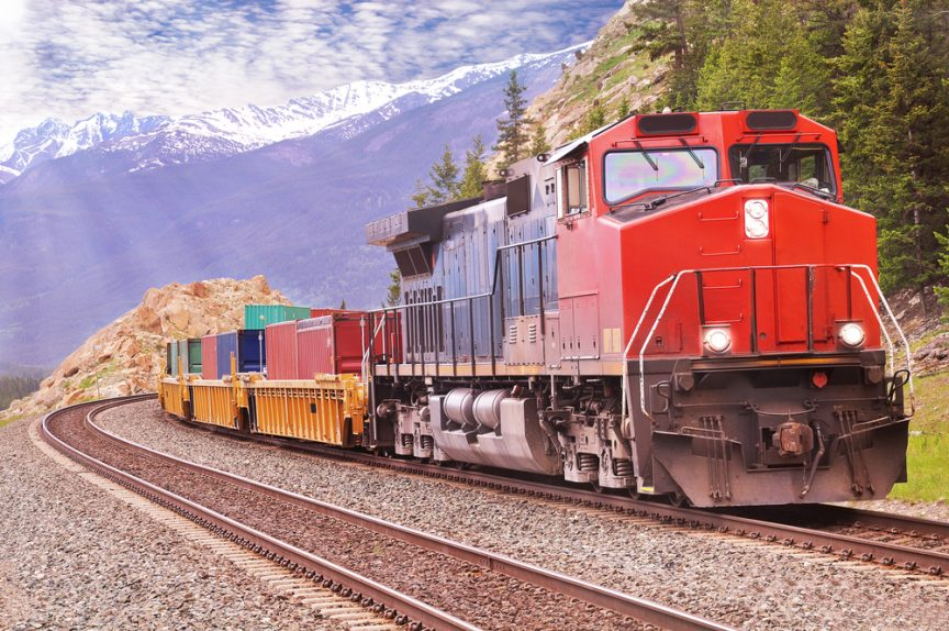 Railroads Stand to Benefit from Rapid Modernization