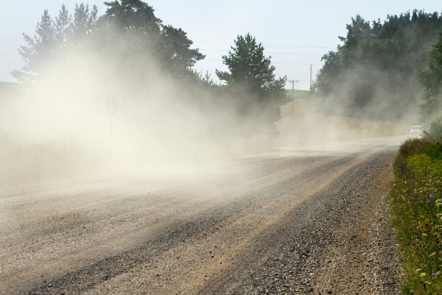 penn-state-gravel-road-dust-control
