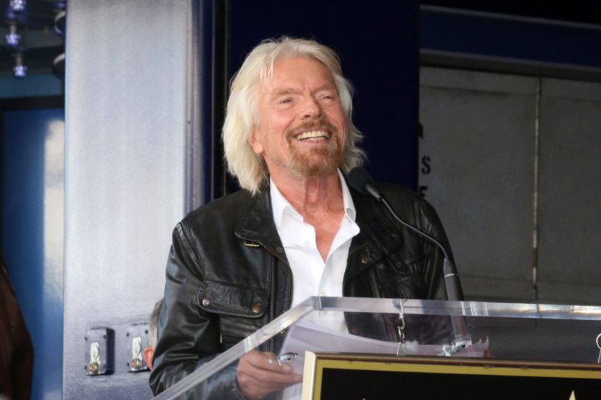 richard branson high speed rail