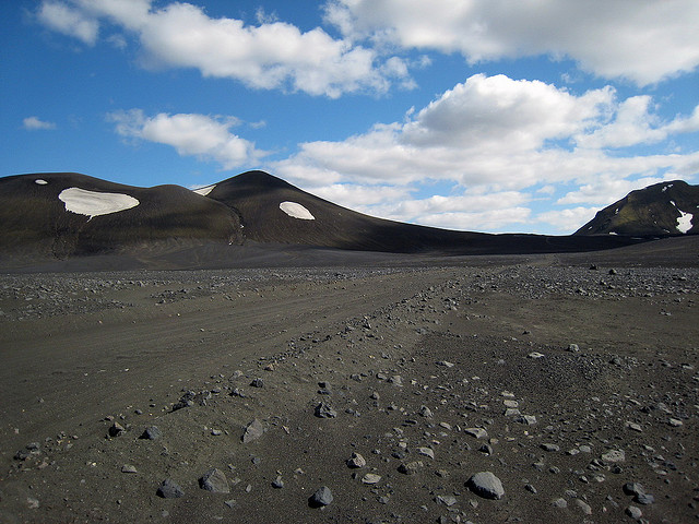 A Ride on Iceland's Gravel Roads