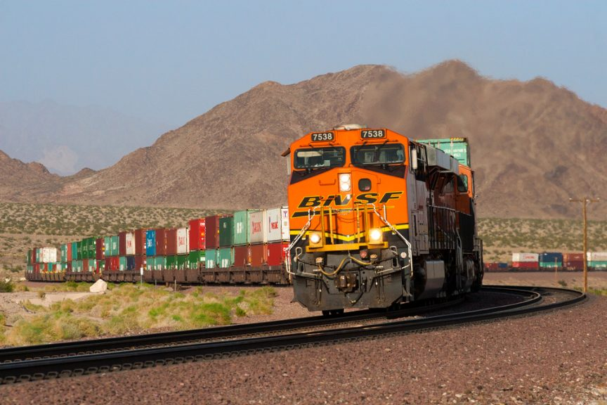 Freight Rail Industry