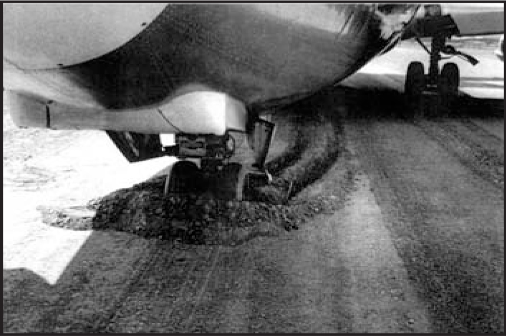 Gravel Runway Maintenance Costs - Plane Ruts