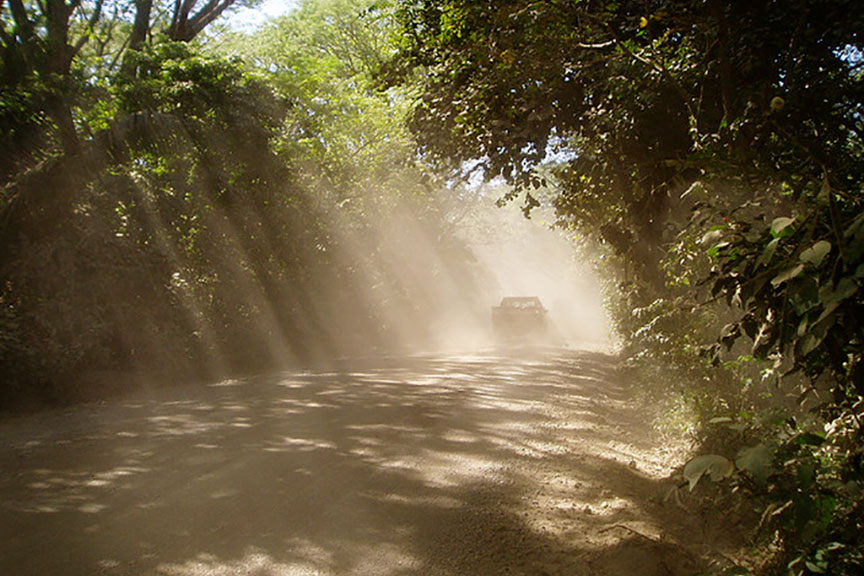 Road Dust Control - Safest Way to Road Dust Control