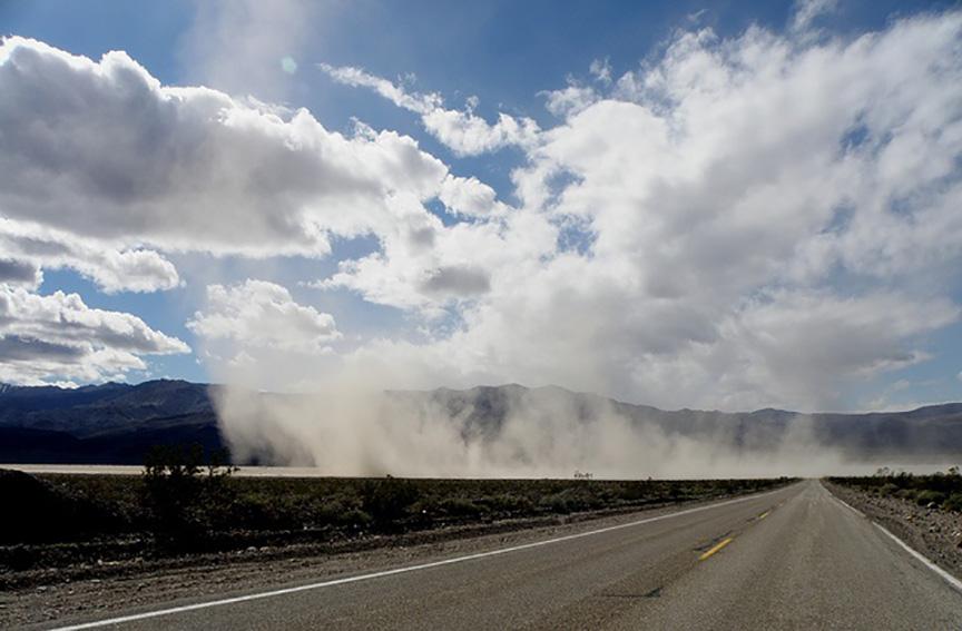 Effective Road Dust Control Methods
